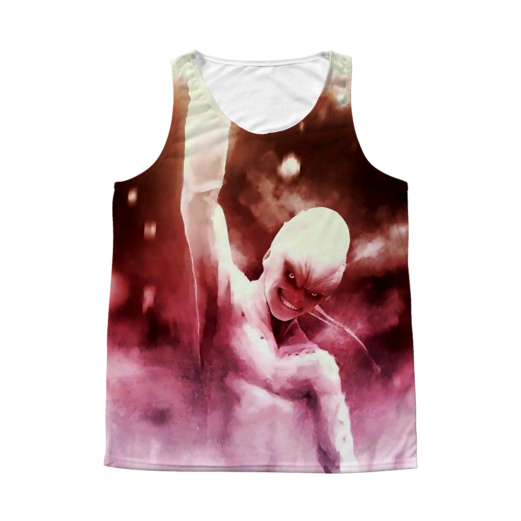 Super Saiyan Buu 1 Sided 3D tank top t shirt Tank - TL00375AT