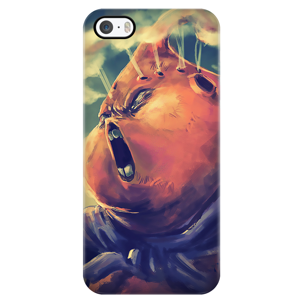 Super Saiyan Buu iPhone 5, 5s, 6, 6s, 6 plus, 6s plus phone case -TL00279PC