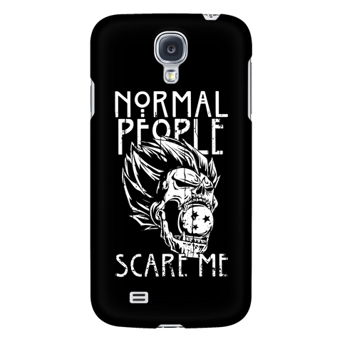Saiyan-Normal people scare me- Android phone case - TL00872AD