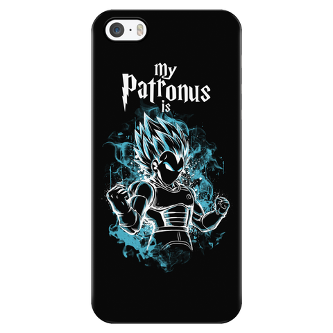 Super Saiyan - My Patronus is Vegeta God - Iphone Phone Case - TL00899PC