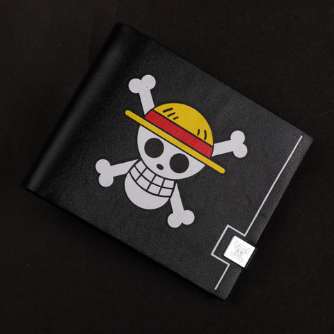high quality wallet One Piece men purse wallets holder for cards popular marvel heros purse money kids wallets