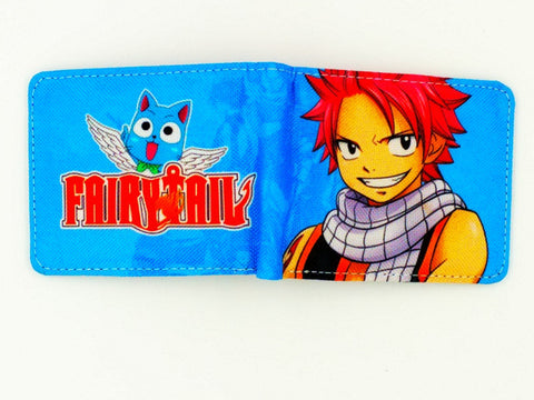 Fairy Tail canvas man wallets game series Gears of War Saint Seiya famous brand card holder