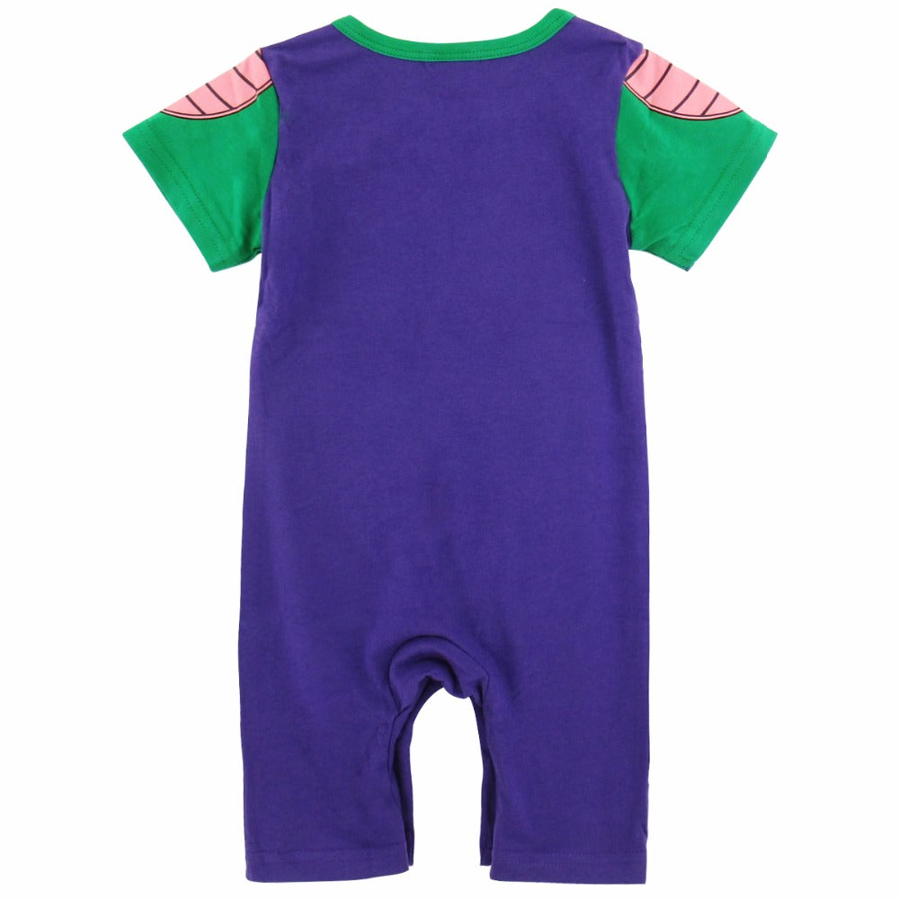 Newborn Baby Boy Dragon Ball Z Cosplay Costume Romper Outfit Infant Playsuit