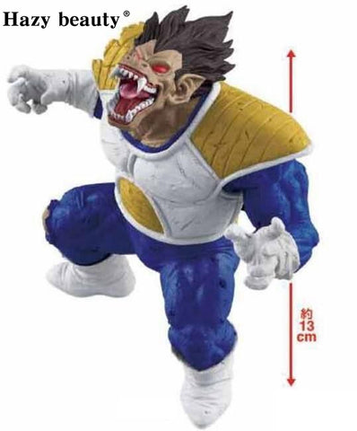 Original Dragon Ball Z DBZ CxC Ohzaru Vegeta PVC Figure Model Toys Dolls Figurals