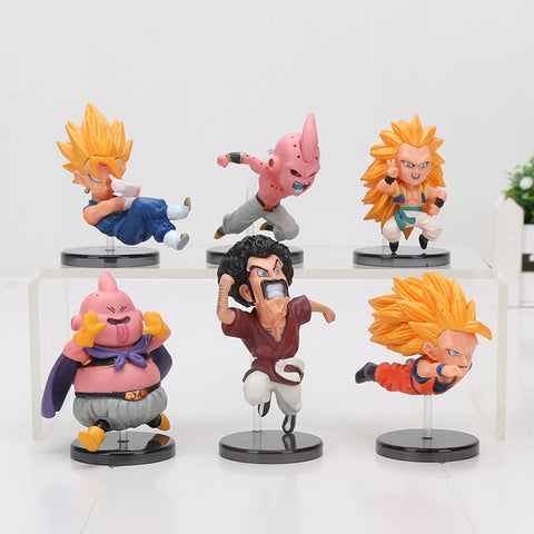 Dragon Ball Z Action Figure The Historical Characters PVC Action Figure Collection Model Toy Doll