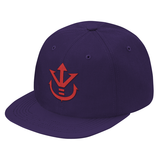 Super Saiyan Red Vegeta Crest Snapback - PF00188SB - The Tshirt Collection - 15
