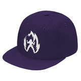 Super Saiyan Vegeta White Symbol Snapback - PF00310SB - The Tshirt Collection - 14