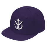 Super Saiyan White Vegeta Crest Snapback - PF00190SB - The Tshirt Collection - 15