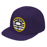 Super Saiyan Goku King Kai Symbol Snapback - PF00181SB - The Tshirt Collection - 15