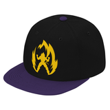 Super Saiyan Vegeta Gold Symbol Snapback - PF00291SB - The Tshirt Collection - 16