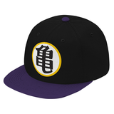 Super Saiyan Kame Symbol Snapback - PF00185SB - The Tshirt Collection - 16