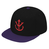 Super Saiyan Red Vegeta Crest Snapback - PF00188SB - The Tshirt Collection - 16