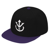 Super Saiyan White Vegeta Crest Snapback - PF00190SB - The Tshirt Collection - 16