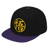 Super Saiyan Goku Golden Symbol Snapback - PF00180SB - The Tshirt Collection - 16