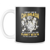 Super Saiyan Colorado 11oz Coffee Mug - TL00081M1