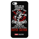 Super Saiyan Vegeta Monster iPhone 5, 5s, 6, 6s, 6 plus, 6s plus phone case - TL00052PC-BLACK