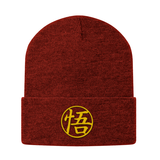 Super Saiyan Goku Golden Symbol Snapback - PF00180BN - The Tshirt Collection - 5