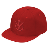 Super Saiyan Red Vegeta Crest Snapback - PF00188SB - The Tshirt Collection - 17