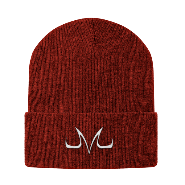Super Sayan Majin Vegeta White Symbol Beanie PF00196BN - The Tshirt Collection - 5