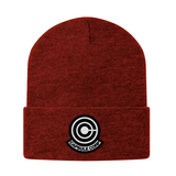 Super Saiyan Trunks Capsule Corp Symbol Beanie - PF00194BN - The Tshirt Collection - 5