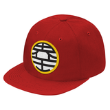 Super Saiyan Goku King Kai Symbol Snapback - PF00181SB - The Tshirt Collection - 17