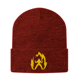 Super Saiyan Vegeta Gold Symbol Snapback Beanie - PF00291BN - The Tshirt Collection - 4