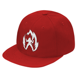 Super Saiyan Vegeta White Symbol Snapback - PF00310SB - The Tshirt Collection - 2