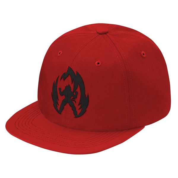 Super Saiyan Vegeta Black Symbol Snapback - PF00311SB - The Tshirt Collection - 3
