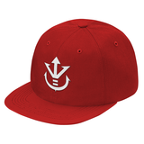 Super Saiyan White Vegeta Crest Snapback - PF00190SB - The Tshirt Collection - 4