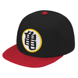 Super Saiyan Kame Symbol Snapback - PF00185SB - The Tshirt Collection - 1