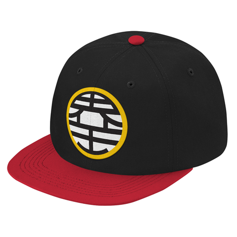 Super Saiyan Goku King Kai Symbol Snapback - PF00181SB - The Tshirt Collection - 1