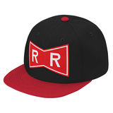 Super Saiyan Red Ribbon Symbol Snapback - PF00187SB - The Tshirt Collection - 1