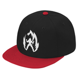 Super Saiyan Vegeta White Symbol Snapback - PF00310SB - The Tshirt Collection - 1