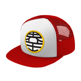 Super Saiyan Goku King Kai Symbol Snapback - PF00181TH - The Tshirt Collection - 7