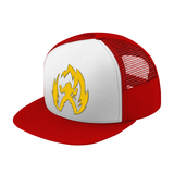 Super Saiyan Vegeta Gold Symbol Trucker Hat - PF00291TH - The Tshirt Collection - 7
