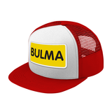 Super Saiyan Bulma Symbol Trucker Hat - PF00178TH - The Tshirt Collection - 7