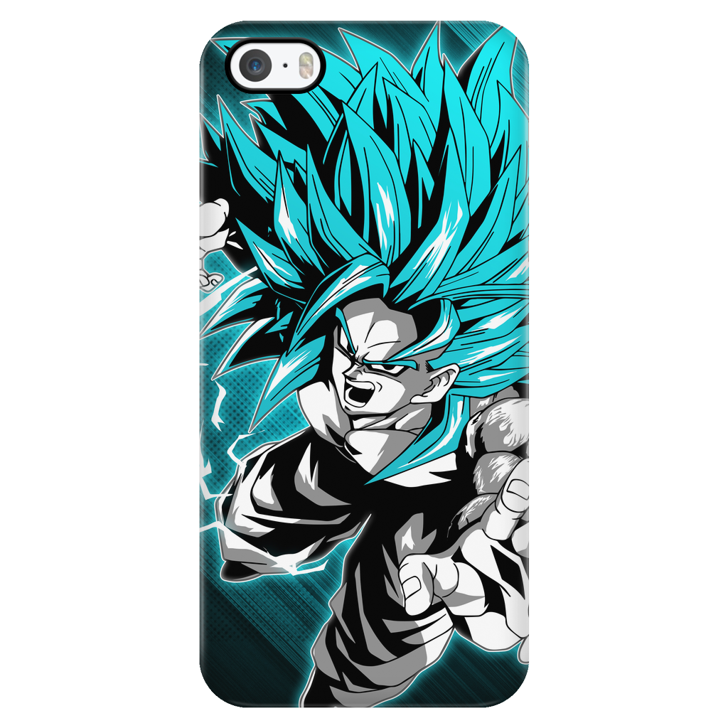 Super Saiyan - Goku SSj 5 - Iphone Phone Case- TL00938PC