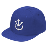 Super Saiyan White Vegeta Crest Snapback - PF00190SB - The Tshirt Collection - 17