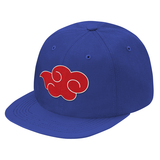 Naruto Akatsuki Symbol Snapback - PF00302SB - The TShirt Collection