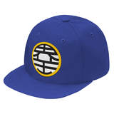Super Saiyan Goku King Kai Symbol Snapback - PF00181SB - The Tshirt Collection - 18