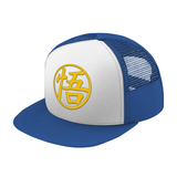 Super Saiyan Goku Golden Symbol Trucker Hat - PF00180TH - The Tshirt Collection - 8