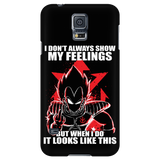 Super Saiyan - Vegeta attitude - Android Phone Case - TL00980AD