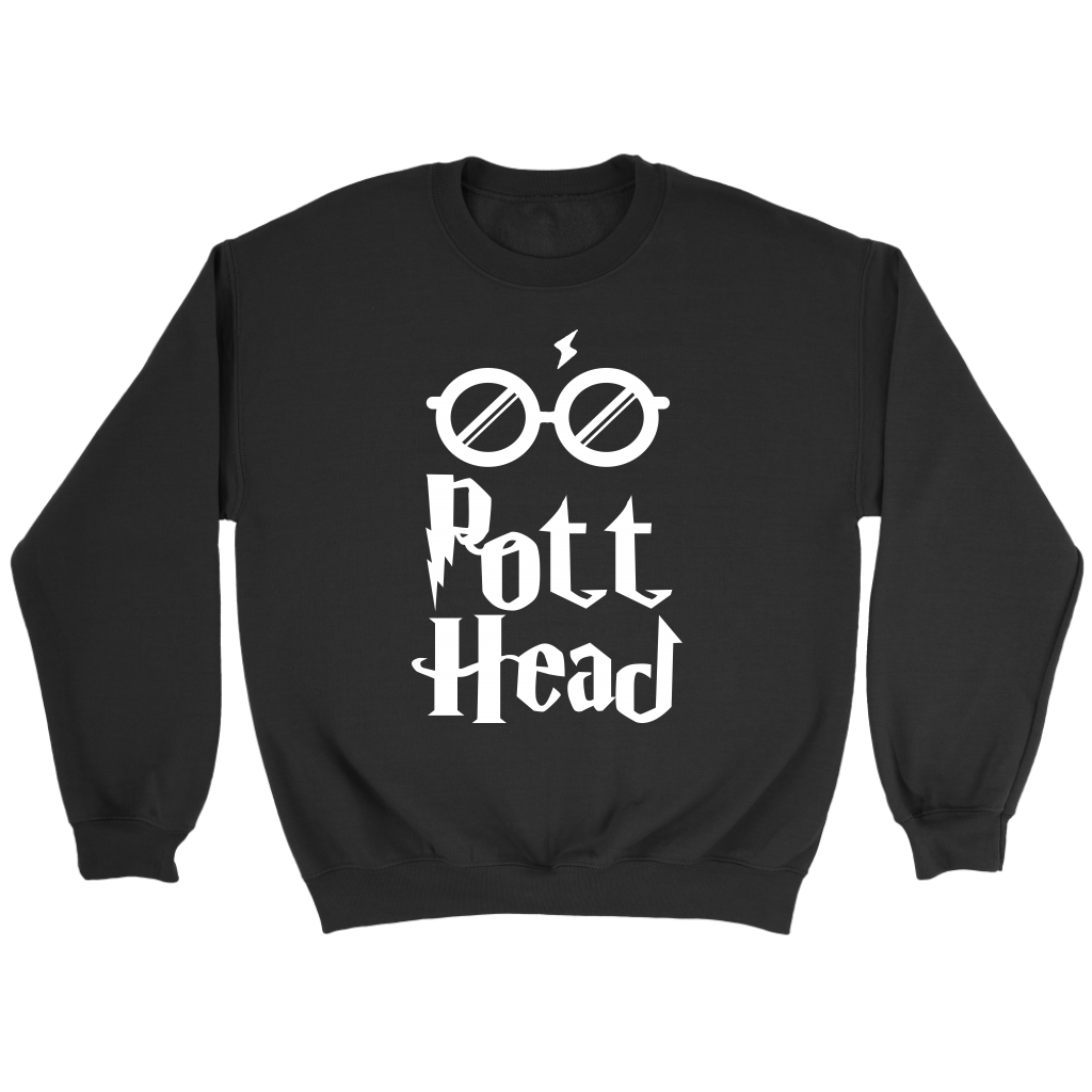 Harry Potter- POTT HEAD -Unisex Sweatshirt - TL01700SW