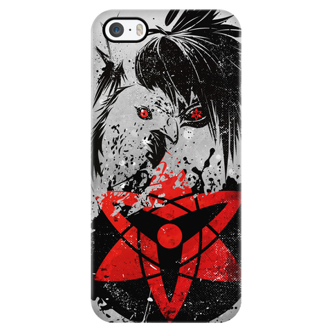 Naruto - Sasuke - Iphone Phone Case - TL01014PC