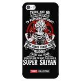 Super Saiyan Goku Limit iPhone 5, 5s, 6, 6s, 6 plus, 6s plus phone case - TL00045PC-BLACK