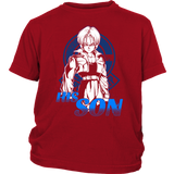 Super Saiyan Trunk Son  Youth Shirt TL01931