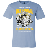 Super Saiyan Oklahoma Men Short Sleeve T Shirt - TL00084SS