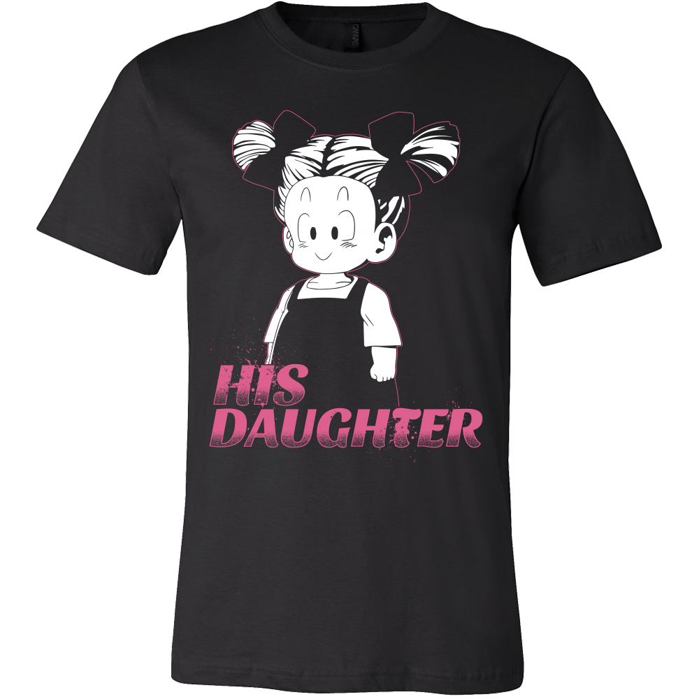 Super Saiyan Marron Daughter Men Short Sleeve T Shirt - TL00524SS