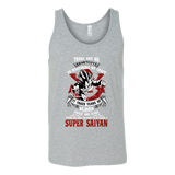 Super Saiyan Vegeta train to get title Unisex Tank Top T Shirt - TL00052TT