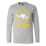 Super Saiyan Goku Son Long Sleeve T shirt - TL00518LS